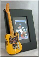 PRINCE  Miniature Guitar Frame Telecaster Hohner
