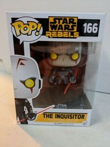 Funko Pop! The Inquisitor 166 Star Wars Rebels