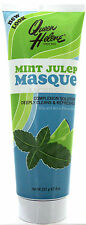 QUEEN HELENE MINT JULEP FACE MASQUE  8 OZ.