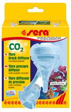 Sera flore CO2 Druck Diffusor Düngeanlage Pflanzenpflege inkl. Blasenzähler