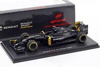 K. Magnussen & J. Palmer Renault R.S.16 Winter Tests Formel 1 2016 1:43 Spark