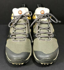 Merrell Reactor Ventilator Hiking Shoes Gray Mens 11.5