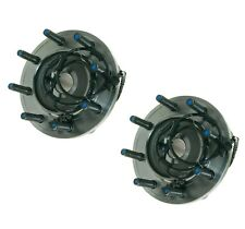 Pair Set 2 Front Moog Wheel Bearing & Hub Assies Kit for Dodge Ram 2500 3500 4WD