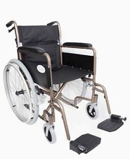 Angel Mobility Lightweight Aluminium Folding Self Propelled Wheelchair Amw002s