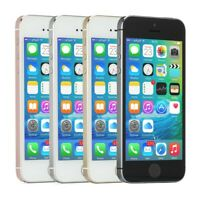 Apple iPhone SE Smartphone 16GB 32GB 64GB 128GB Cricket Metro TracFone Xfinity