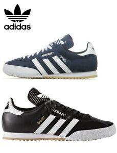 ⚫⚫ 2021 Genuine Adidas Originals Samba Super ® ( Men Sizes UK:7 - 12 ) Brand New