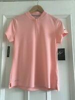 Ladies NIKE GOLF DRY Polo Shirt  Dri Fit Size Medium 884845-646
