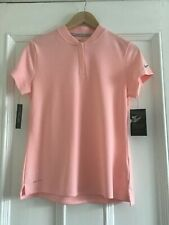 Ladies NIKE GOLF DRY Polo Shirt  Dri Fit Size Medium 884845-646