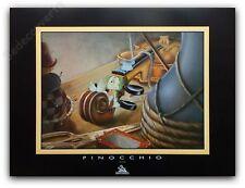 Affiche Poster Disney PINOCCHIO Jiminy Cricket 60x80 cm