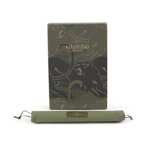 BRAND NEW, RARE Authentic Valentino Shoe Box + Dust Bag Gift Set 8.25 x 12 x 4.5