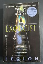 Legion: The Exorcist III 3 By William Peter Blatty's 1984 1st Pocket Book PB