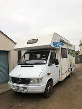 Mercedes 412 camper van motor home  6/7 birth