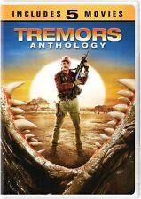 Tremors Anthology - 3 DISC SET (2016, DVD NEW)