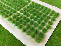 Serious-Play Spring Tufts - Scenery Model Warhammer Gamers Static Grass Railway