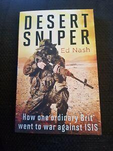 **NEW PB** Desert Sniper by Ed Nash (2018) Buy 2 & Save