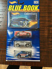 Hot Wheels Blue Book 2002 Collection