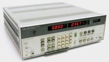 MAKE OFFER HP/Agilent 8903B Option 001 WARRANTY WILL CONSIDER ANY OFFERS