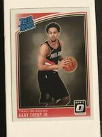 2018-19 Panini Donruss Optic # 199 GARY TRENT JR. RC Rated Rookie SHARP! 🔥