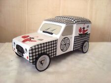 Tin Plate Renault 4 Van   BRETAGNE