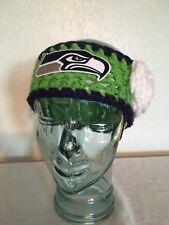 Seattle Seahawks Womens Headband Ear Warmer