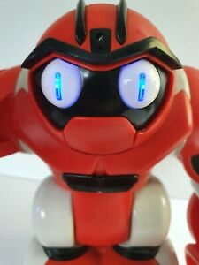 Boombot The Extreme Humanoid Robot  Extreme Stunts Toy Lights Sounds Talking