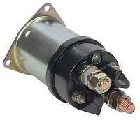 NEW 24V SOLENOID FITS CATERPILLAR TRACK TRACTOR D4E D4H CAT 3304 3902661 3907821