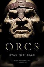 Orcs, Nicholls, Stan, 0316033707, Book, Good