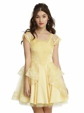 BEAUTY AND THE BEAST BELLE BALL GOWN DISNEY HOT TOPIC JRS Extra EXTRA LARGE XXL