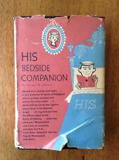 His Bedside Companion Norman Lobsenz Retro Male Masculine Man Compendium