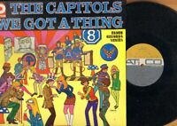 Capitols - We Got A Thing: Vinyl LP Record karen Mono 201 Free Shipping