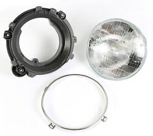 Omix-ADA 12402.03 Left Headlight Assembly for 97-06 Jeep Wrangler TJ