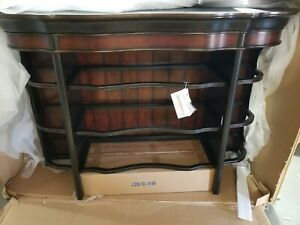 Hooker Furniture Preston Ridge Bookcase Hutch ONLY - FREE IN HOME S/H MOST USA