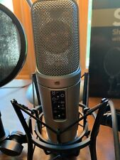 Rode NT2-A Microphone With Shock Mount and cable. Never used! Studio Solution