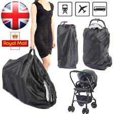 Pram Gate Travel Bag Umbrella Stroller Pushchair Waterproof Cover Waterproof UK