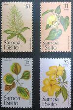 SAMOA I SISIFO STAMPS MNH - Flowers, 1981, **