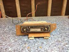 CLASSIC AMSTRAD STEREO CASSETTE PLAYER E RADIO C. 1975