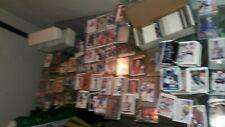 Lot of 1300+ Hockey Trading Cards: Patrick Roy, Mario Lemieux, Parkhurst,Topps++