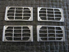 WWII Wehrmacht Panther motordeck Ventilateur Grille Metal Deco Accessoires RC Tank 1/16