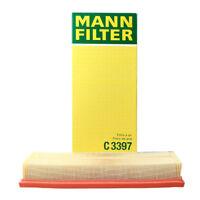 1PC Genuine Mann-Filter Air Filter C 3397 A 278 094 00 04 New