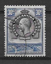 KENYA,UGANDA,TANGANYIKA , GEORGE V, 1935, 30c STAMP , PERF , USED