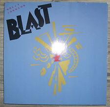 LP HOLLY JOHNSON-Blast, NM, OIS con testi, Top Condizione, MCA 256 395-1