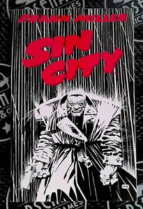 Sin City Trade Paperback 1st Edition 1992 Dark Horse Comics Frank Miller RARE