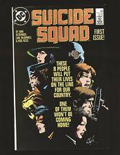 Suicide Squad # 1 NM- Cond.