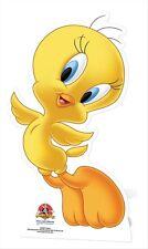 Tweetie Pie Tweety Looney Tunes Lifesize CARDBOARD CUTOUT standee standup canary