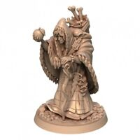 WITCH SCALE 32mm MORDHEIM ZOMBICIDE DnD ROL WARHAMMER NEW!!!