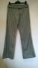 Karen Millen Polyester Mid Rise Tailored Trousers for Women