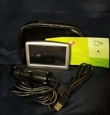TomTom XL widescreen N14644 bundle with case, user guide and 2 cords, tested