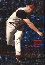 2000 SkyBox Star Rubies Extreme Ruby #147 Scott Williamson #/50