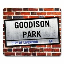 GOODISON PARK London Street Sign style MOUSEMAT mouse mat pad Everton football
