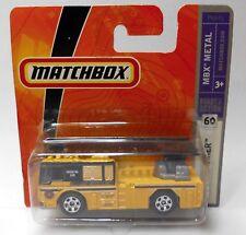 Matchbox Auto-& Verkehrsmodelle mit Feuerwehr-Fahrzeugtyp aus Druckguss